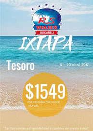 Viaje A Ixtapa Precio Especial