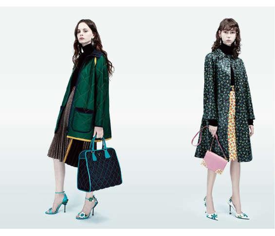 Ofertas de Prada, Resort collection 2017