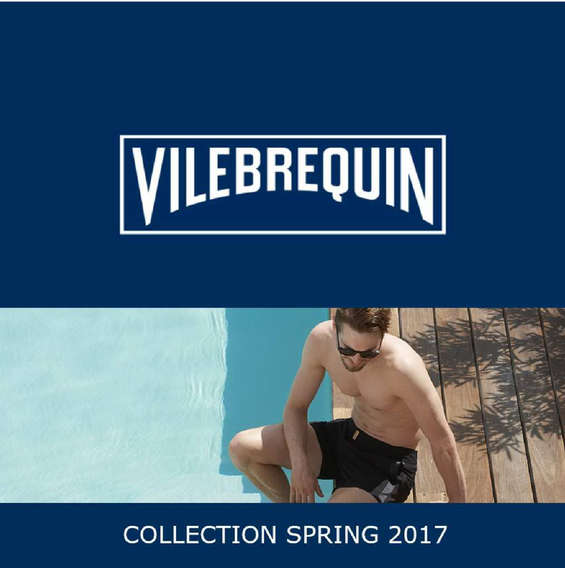 Ofertas de Vilebrequin, Collection spring 2017 - Hombre