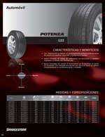 Ofertas de Bridgestone, Potenza GIII