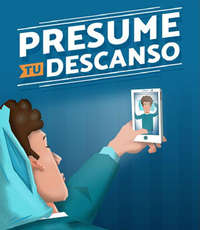 Presume tu descanso