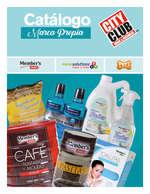 Ofertas de City Club, Catálogo marca propia