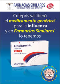 Medicamento genérico para la infuenza