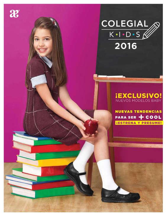 Ofertas de Andrea, Colegial Kids 2016