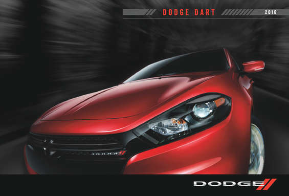 Ofertas de Dodge, Dart 2016