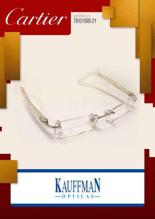 Ofertas de Kauffman Ópticas, Catálogo 2016