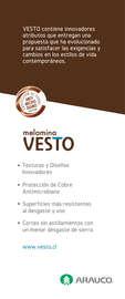 Melamina Vesto