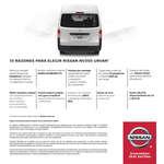Ofertas de Nissan, NV350