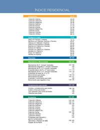 Lista de Precios 2016