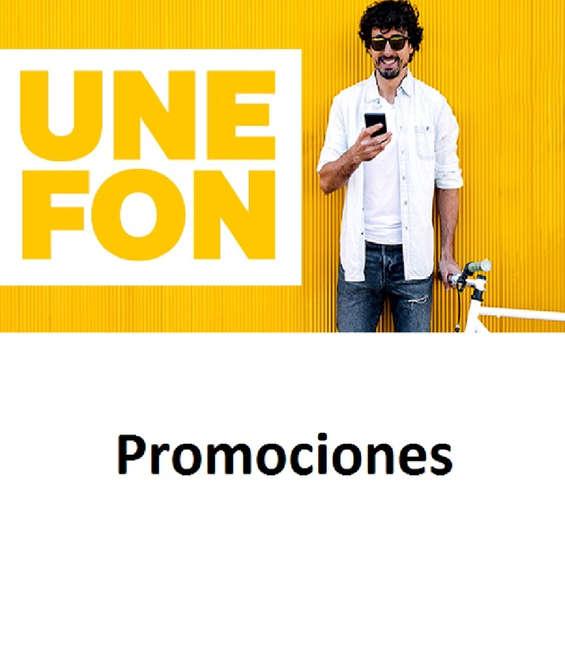 Ofertas de Unefon, Promociones