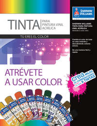 Atrévete a usar color