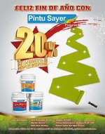 Ofertas de Sayer, Feliz fin de año