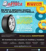 Ofertas de Águila Azteca, Viaja seguro