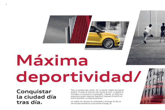 Ofertas de Audi, Audi S1