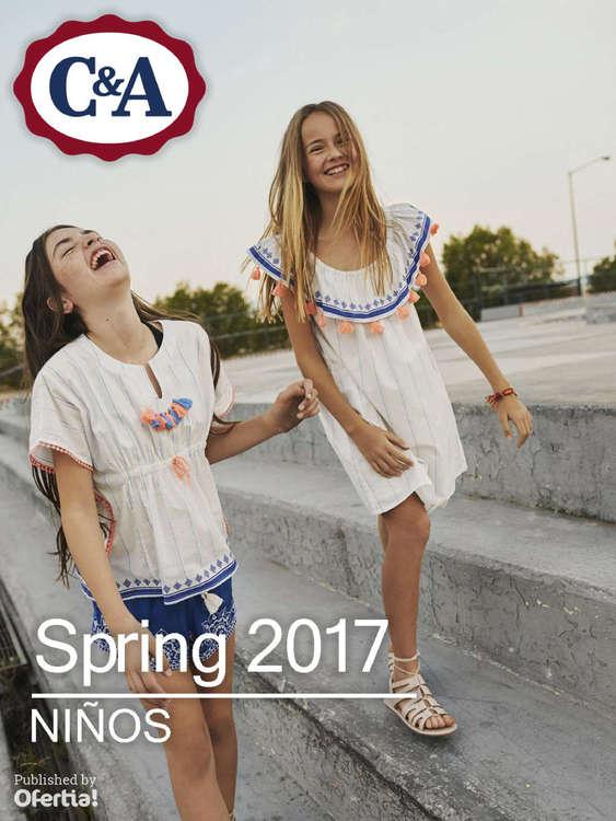 Ofertas de C&A, Primavera 2017 Niños