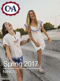 Primavera 2017 Niños