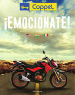 Ofertas de Coppel, Motocicletas