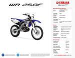 Ofertas de Yamaha, WR 250F