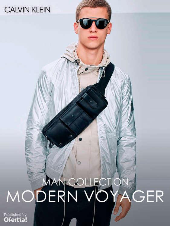Ofertas de Calvin Klein, Modern Voyager Man