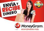 Ofertas de WALDO´S, Moneygram