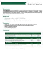 Ofertas de Banco Azteca, Cuenta Ejecutiva