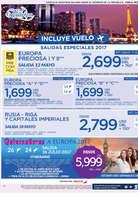 Ofertas de Mega Travel, Diciembre