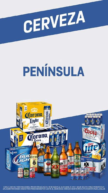 Ofertas de 7-Eleven, Cerveza & Vinos Península