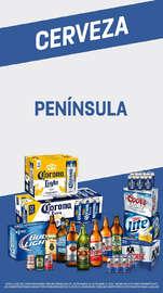 Cerveza & Vinos Península
