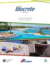 Concreto Biocrete Antibac
