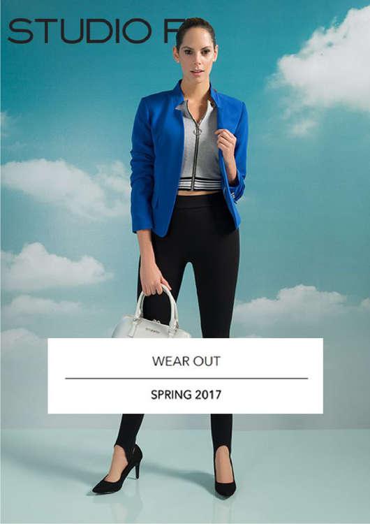 Ofertas de Studio F, Wear out 2017
