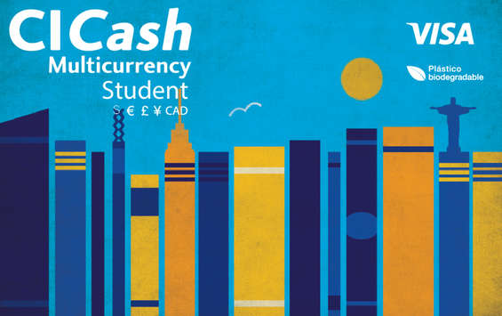 Ofertas de CI Banco, Multicurrency student