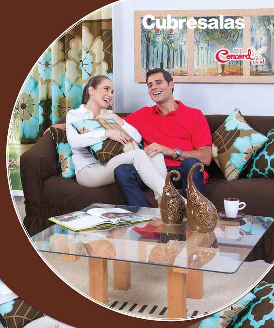 Ofertas de Colchas Concord, Catálogo Salas