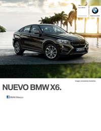 Ficha Técnica BMW X6 xDrive35iA M Sport Automático 2017