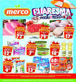 Ofertas de Merco, Folleto semanal