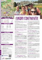 Ofertas de Euromundo, Circuitos Europeos 2017