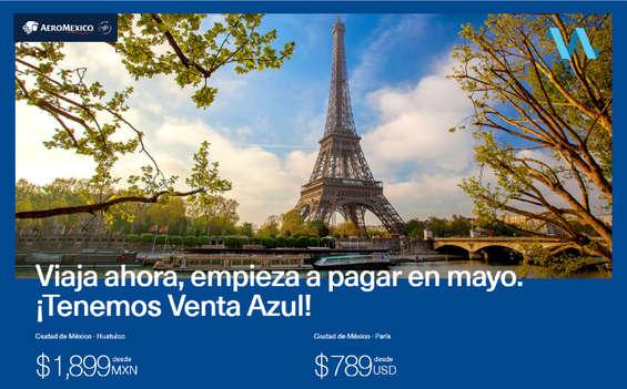 Ofertas de Aeromexico, Viajes