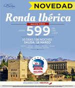 Ofertas de RS Viajes, Ronda Ibérica