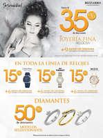 Ofertas de JOYERÍAS BIZZARRO, Promociones en sucursal