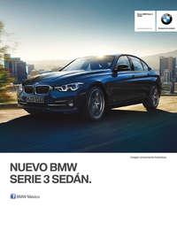 Ficha Técnica BMW 330iA Sport Line Automático 2017