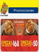 Ofertas de Church's Chicken, Promociones
