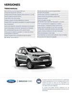 Ofertas de Ford, ecosport 2017