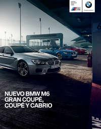 M6 Gran Coupé, Coupé y Cabrio