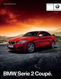 Ficha Técnica BMW M240iA Automático 2017