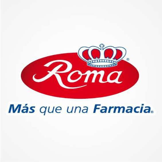 Ofertas de Farmacias Roma, Promociones Marzo
