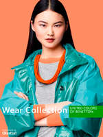 Ofertas de Benetton, Wear collection
