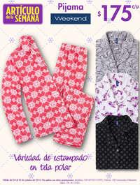 Artículo de la semana: Pijama