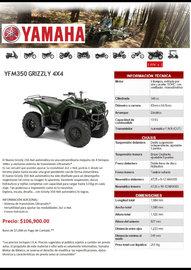 Gama ATV's/ Utilitarios