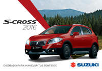 S-cross 2016