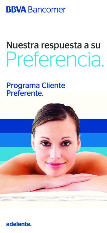 Ofertas de Bancomer, Programa cliente preferente