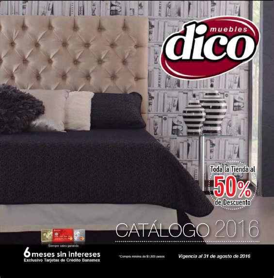 Muebles dico recamara victoria 20170731015606 for Precios de recamaras en muebles dico